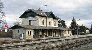 Schneeberg Railway - Image: Woellersdorf 01