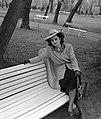 Woman, 1943 Budapest Fortepan 5111.jpg