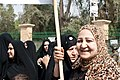 Women cheer the Iraqiya coalition - Flickr - Al Jazeera English.jpg