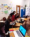 Women in Wikipedia. Lviv, March 2019-4.jpg