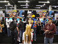 WonderCon 2012 - Naruto Ultimate Ninja Storm Generations booth (7019132681).jpg