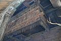 Wooden Balcony over Entrance - Hidimba Devi Temple Conplex - Manali 2014-05-11 2685.JPG
