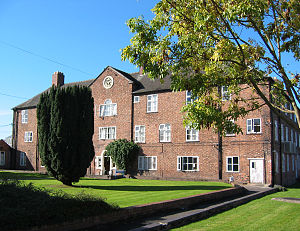 History of United States prison systems - Former workhouse in Nantwich, dating from 1780