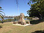 World War I Memorial, Hamilton, Queensland 07.jpg