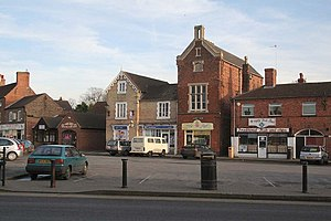 Wragby - Market Place, Wragby