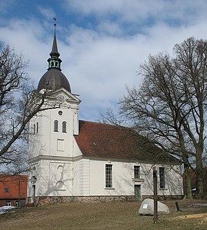 Wredenhagen - Church