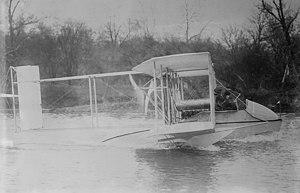 Wright Model G Aeroboat taking off (1913).jpg