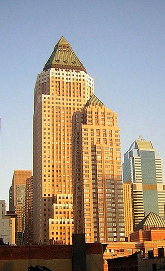 One Worldwide Plaza - Worldwide Plaza Complex in 2007