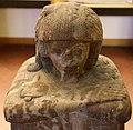 Xviii dinastia, regno di amenhotep III, statua cubo di ptahmose, oggetti rituali 02.jpg