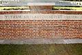 Y Farm Military Cemetery. Naamsteen.JPG