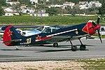 Yakovlev Yak-50, Private JP6190462.jpg