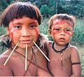 Yanomami Woman & Child.jpg