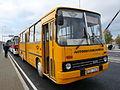 Yellow Ikarus 260 in Tallinn.JPG