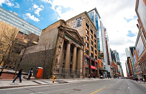 Imperial Room Toronto Ontario