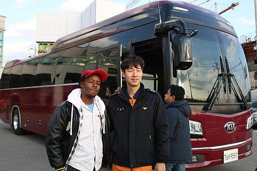 Yonsei-KOICA Scholarship Program Hoengseong Fire Station IMG 4554
