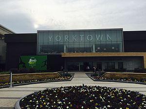 Yorktown Center - Image: Yorktown center
