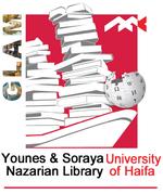 Younes & Soraya Nazarian Library logo En.png