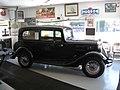 "Ypsilanti Automotive Heritage Museum August 2013 28 (1933 Terraplane ""K"").jpg"