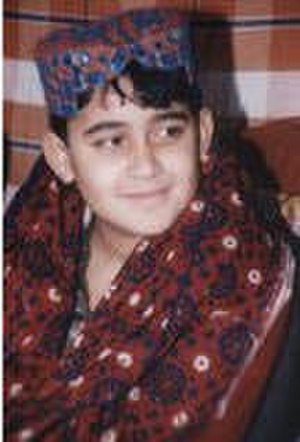 Sindhi cap - Image: Z.A Bhutto j