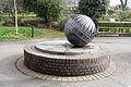ZSL London - Globe Sundial (04).jpg