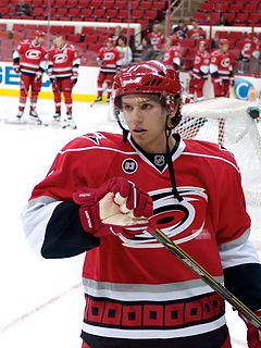 Zach Boychuk Canadian ice hockey player