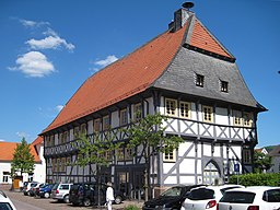 Zierenberg Rathaus1 Asio