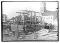 Zoltan Gerenčer - gradnja spomenika zmage v Murski Soboti 1945 (5).jpg
