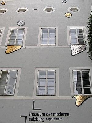 Museum der Moderne Salzburg - Museum der Moderne Rupertinum