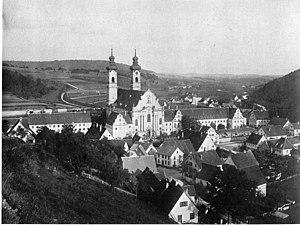 Zwiefalten - Zwiefalten 1890