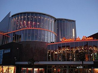 Cinema of the Netherlands - De Kroon film theatre in Zwolle