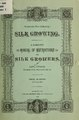 """""""America's new industry,"""" silk growing. A complete manual of instructions for silk growers (IA americasnewindus00stra).pdf"""