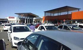 Boitumelo Junction shopping mall