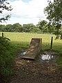 """""""Platform for Self Elevation"""" - a useful sculpture - geograph.org.uk - 512541.jpg"""