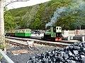 'Dolbadarn' at Gilfach Ddu station.jpg