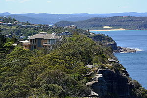 Avalon, New South Wales - Image: (1)Careel Head 2