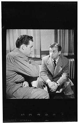 (Portrait of Mel Tormé, New York, N.Y., between 1946 and 1948) (LOC) (4843147859)