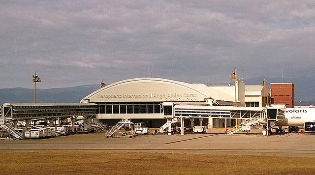 Angel Albino Corzo International Airport