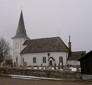 Äppelbo - Äppelbo Church