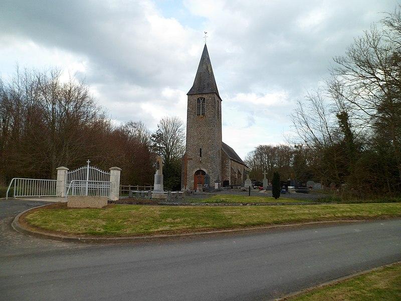 Église Notre-Dame d'fr:Amigny
