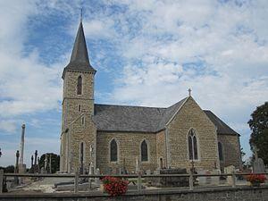 Église Saint-Michel du Mesnillard