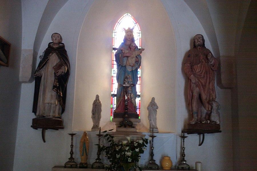église Saint-Pierre de fr:La Baleine