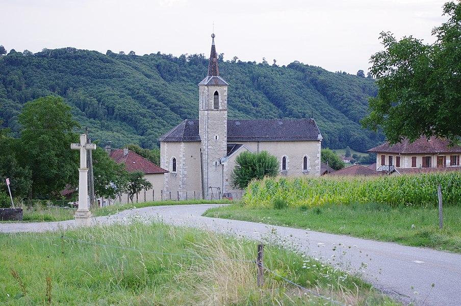 Église de Grésin