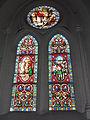 Étréaupont (Aisne) église Saint-Martin, vitrail 03.JPG