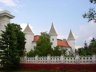 Bečej - Fantast Castle near Bečej