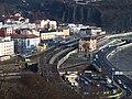 Ústí nad Labem, pohled z Větruše k hlavnímu nádraží (01).jpg