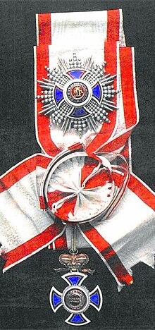 Order Of Prince Danilo I Wikipedia