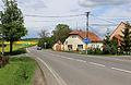 Žarošice, Silničná, road No. 54.jpg