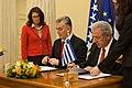 Συνάντηση ΥΠΕΞ Δ. Αβραμόπουλου με ΥΠΕΞ Βοσνίας και Ερζεγοβίνης Z. Lagumdzija (8679295350).jpg