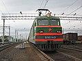 ВЛ10-1401, Россия, Новосибирская область, станция Инская (Trainpix 212536).jpg