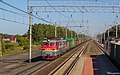 ВЛ10-924, Россия, Новосибирская область, перегон Обь - Чик (Trainpix 192362).jpg